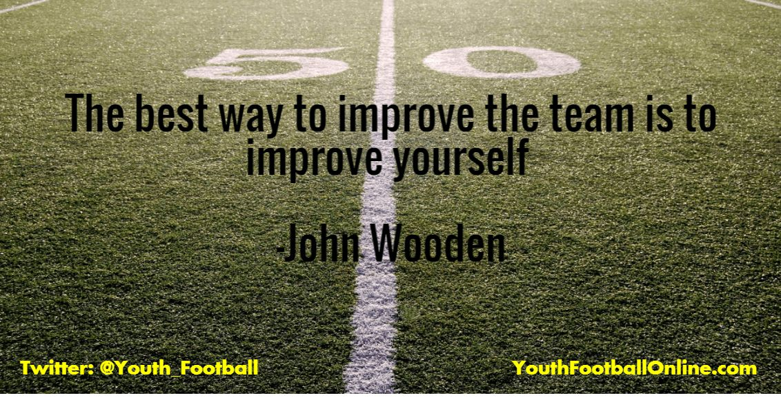Coach! 5 Ways You Lead By Example And Don't Even Know It. - Youth ...
