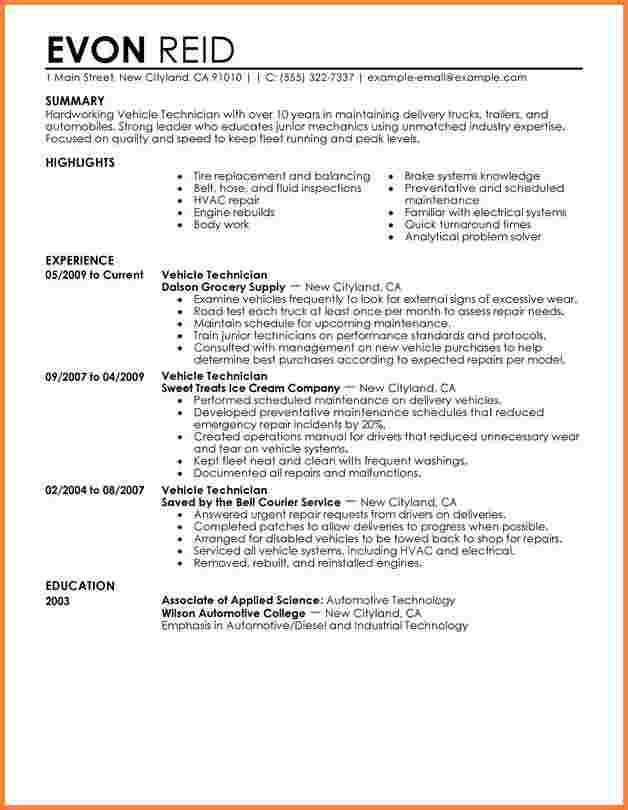 resume objective hvac technician hvac resume resume cv cover