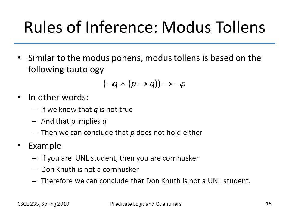 Proofs Sections 1.5, 1.6 and 1.7 of Rosen Fall ppt video online ...