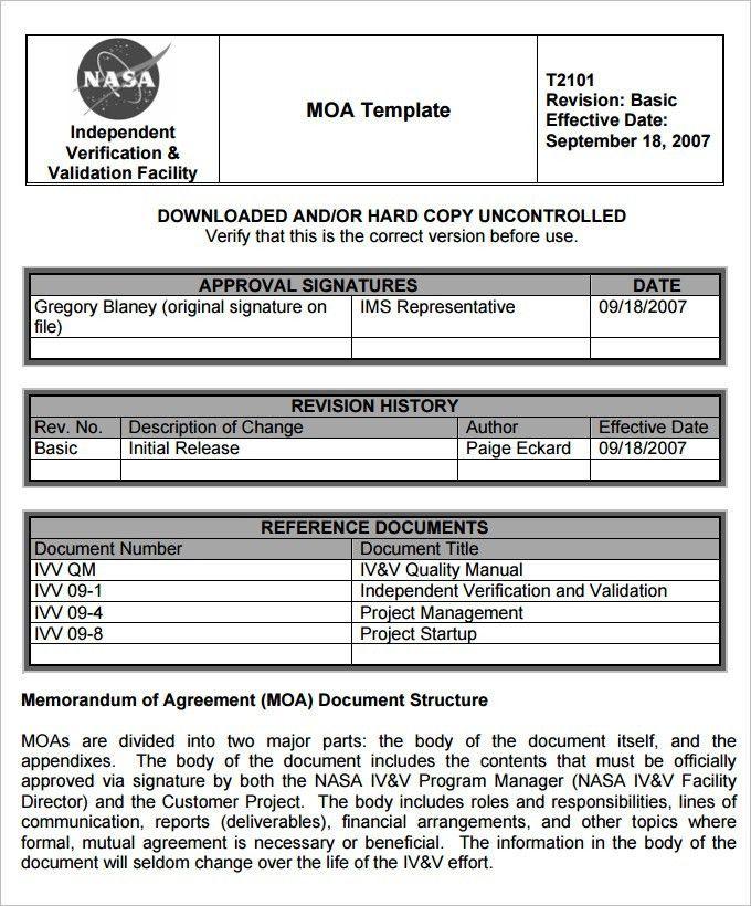 Army Memorandum Template - 4+ Free Word, PDF Documents Download ...