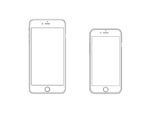 Free iPhone 6 and iPhone 6 Plus Mockups (PSD, AI & Sketch ...