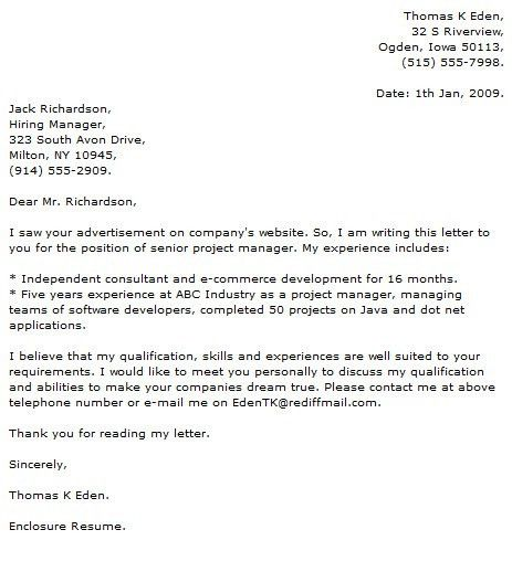 Technical Writer Cover Letter Sample Resume Cover Letter within ...
