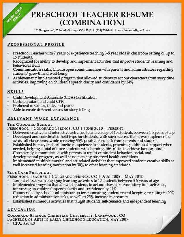 6+ teachers job resume format | appeal leter