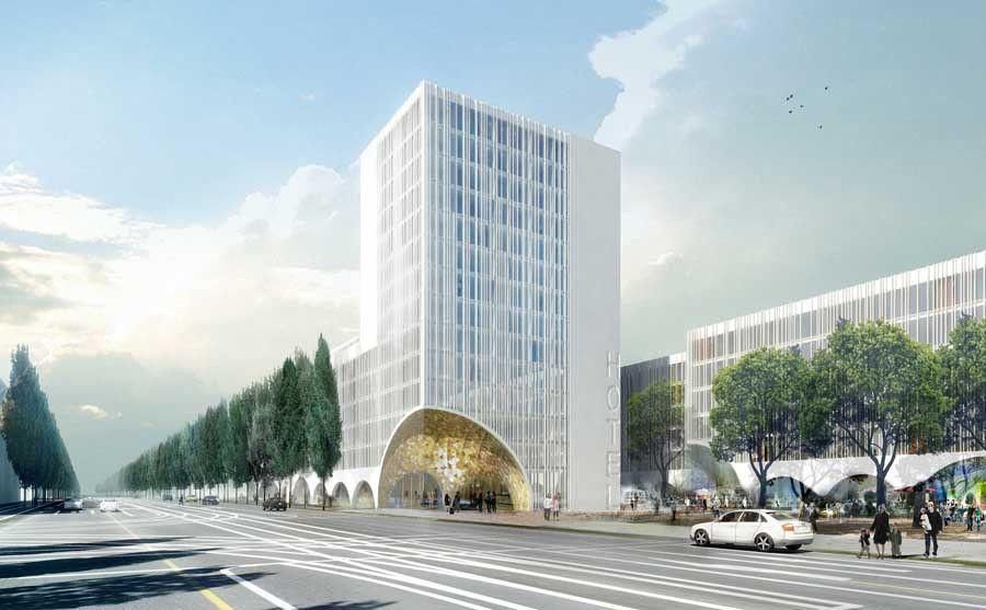 Allianz Arena - Bayern Munich Football Stadium - e-architect