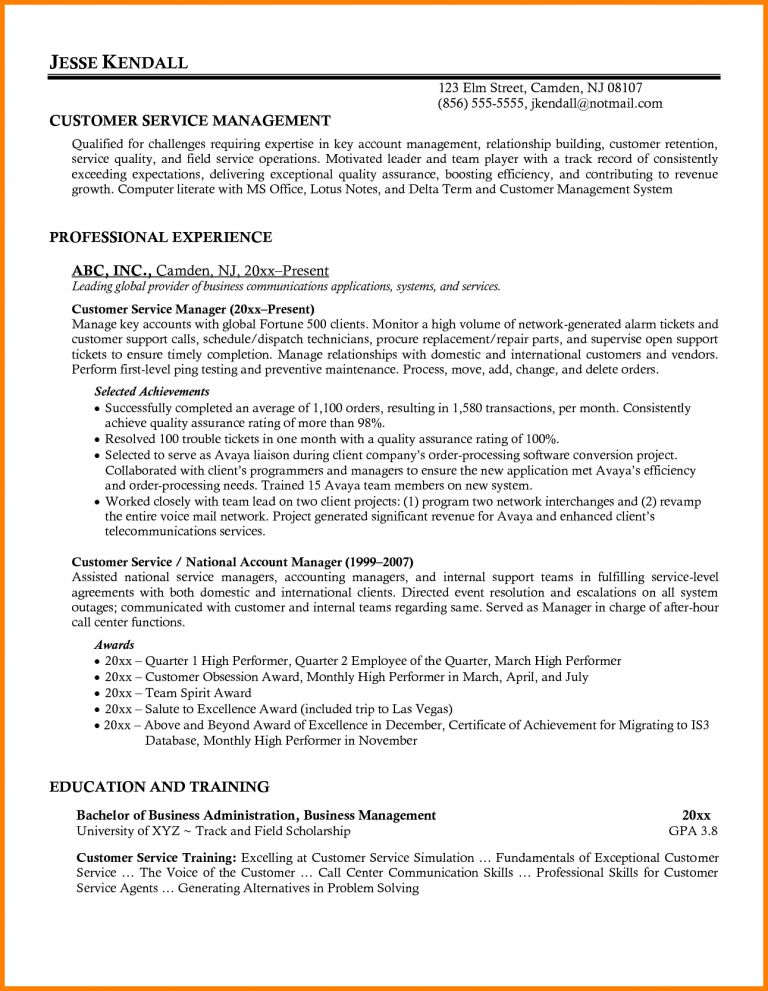 national account manager resume national account manager resume
