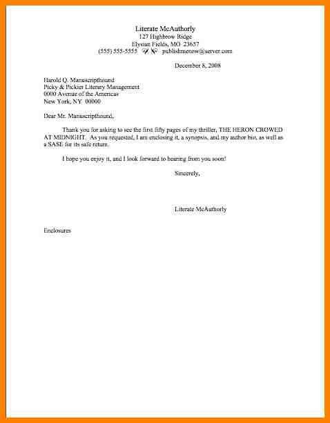 4+ standard cover letter example | resume language