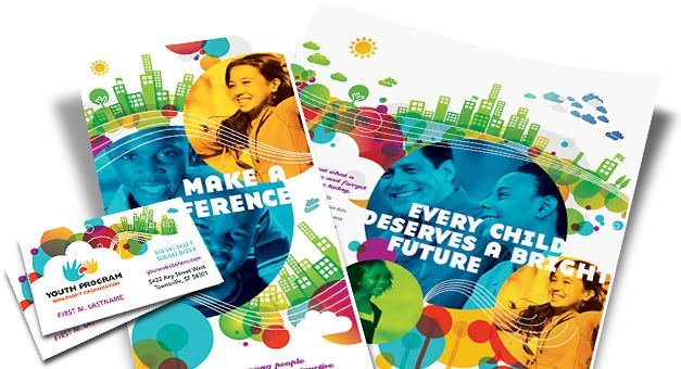 Microsoft Office Templates - Brochures, Flyers, Newsletters