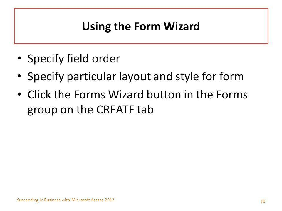 Order Form Layout [Template.billybullock.us ]