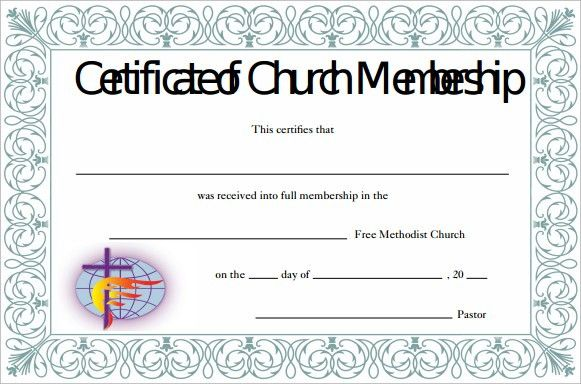 Downloadable certificate template 52 free printable certificate membership certificate template 9 free sample example format yadclub Image collections