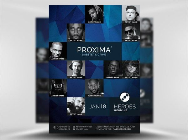 45+ Free Flyer Templates - PSD Format Download | Free & Premium ...