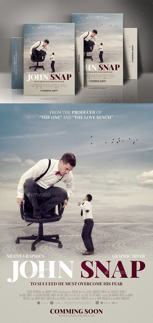 16 best Flyers/Posters: Movie Events images on Pinterest | Flyers ...