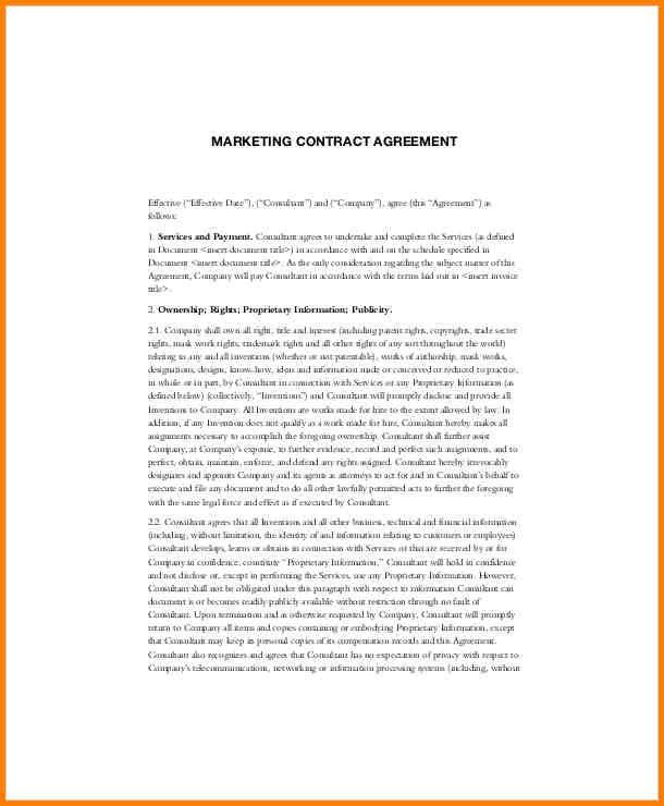 Contract Agreement. Research Contract Agreement Research Contract ...