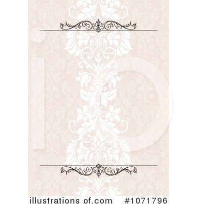 Invitation Clipart #1071796 - Illustration by BestVector