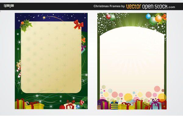 Santa's Letter Template | Download Free Vector Art | Free-Vectors
