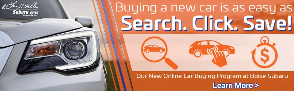 Larry H. Miller Subaru Boise | New and Used Car Dealer Near Meridian