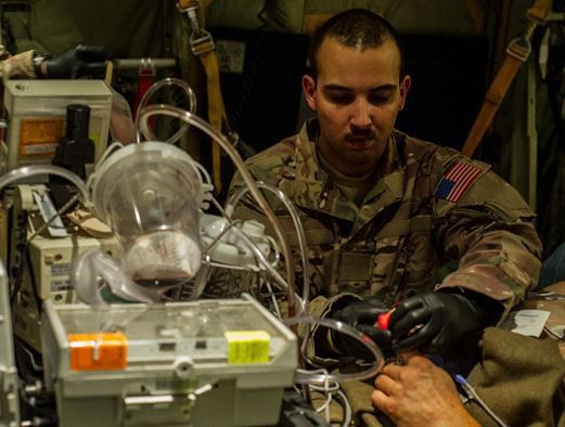 Saving lives, one flight at a time > U.S. Air Forces Central ...