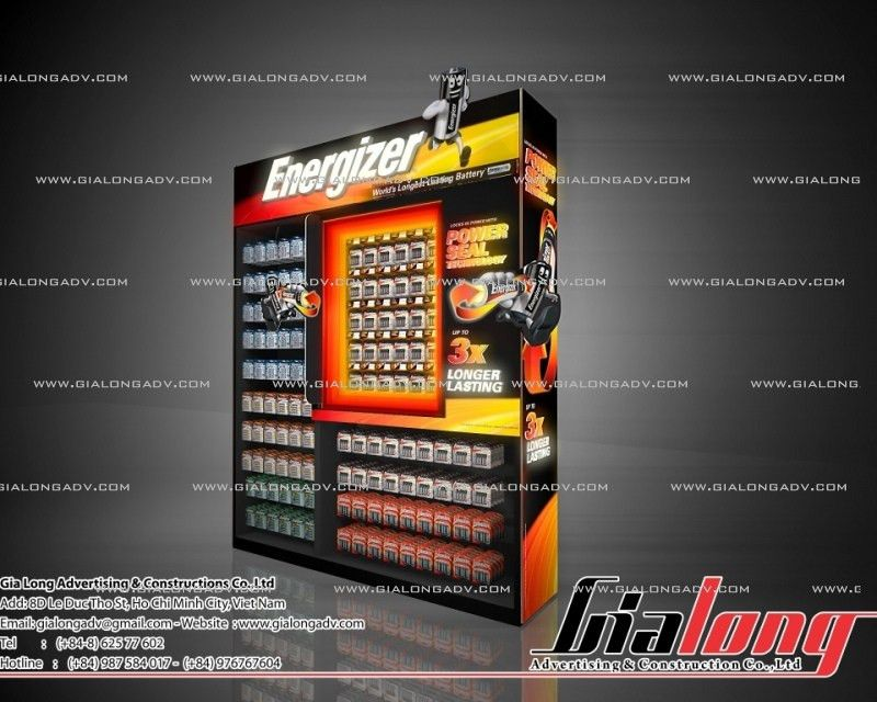 The type of exhibition – Advertising booth | Exhibition in vietnam ...