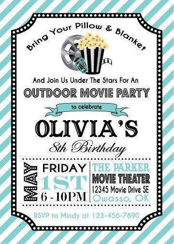 Best 25+ Outdoor movie birthday ideas on Pinterest | Outdoor movie ...