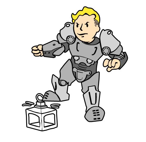 Tactical Thinking | Fallout Wiki | FANDOM powered by Wikia