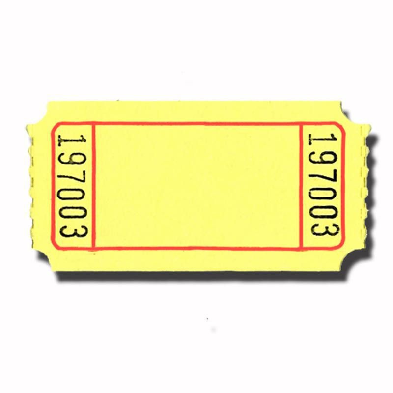 Ticket Clipart – Gclipart.com