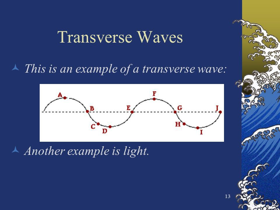 1 Waves and Vibrations. 2 Waves are everywhere in nature Sound ...