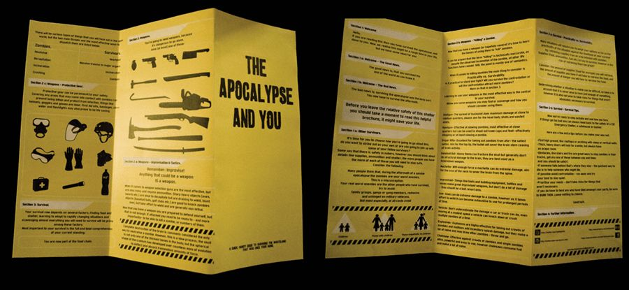The Apocalypse and You – Survivalist's Guide to Surviving ...