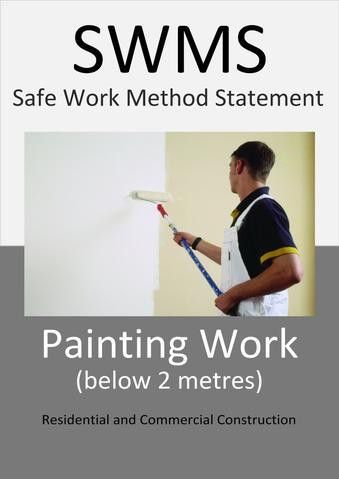 FREE Safe Work Method Statement (SWMS) & Construction Template in ...