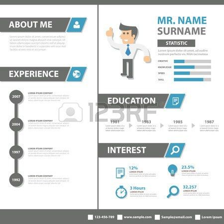 Smart Creative Resume Business Profile CV Vitae Template Layout ...