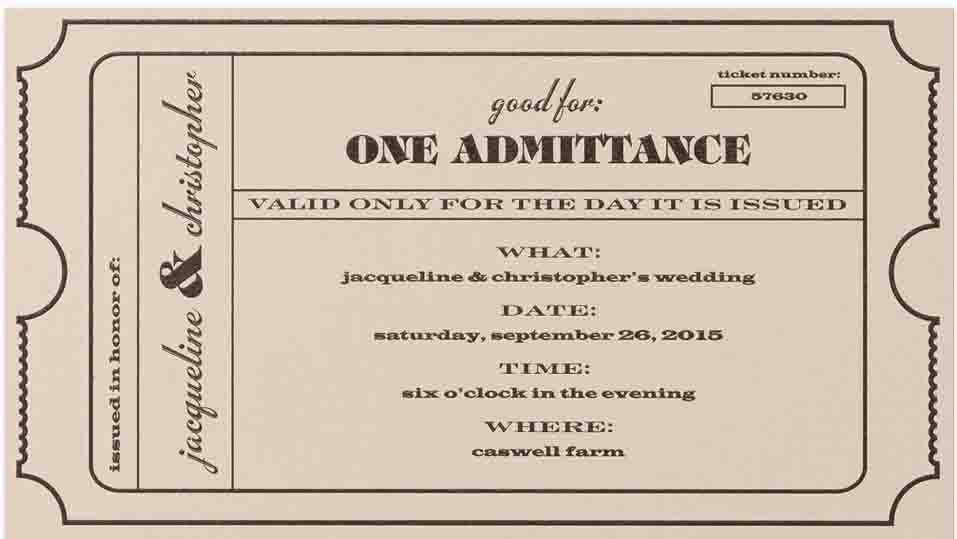 15 Party Invitations - Excel PDF Formats