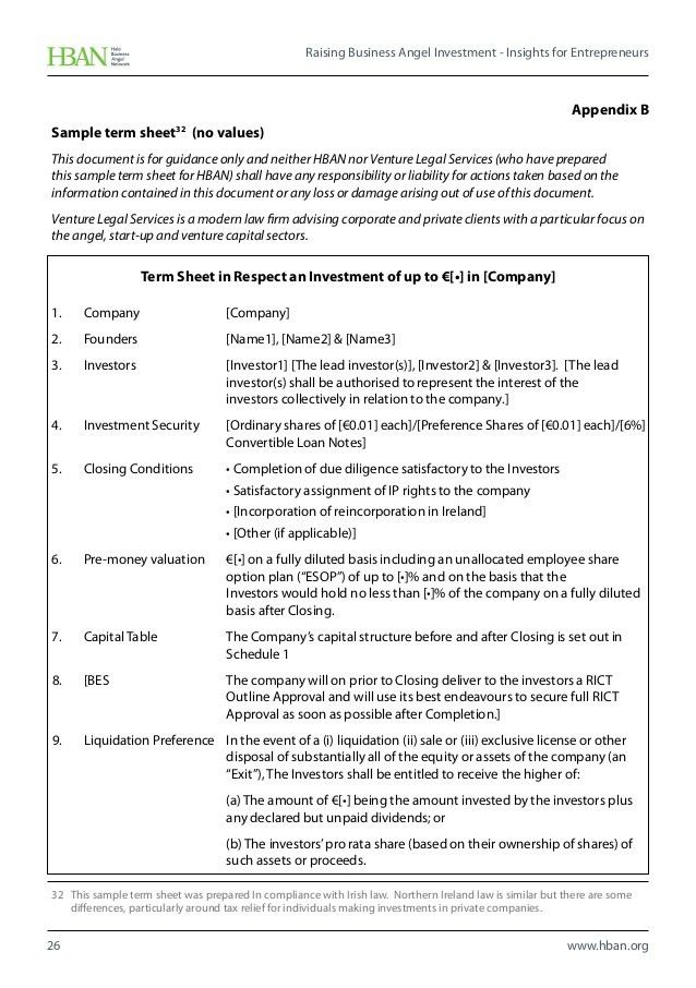 business agreements investment agreement design templates print ...