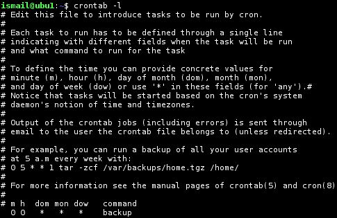 Linux Crontab Tutorial with Examples To Schedule Jobs - Poftut
