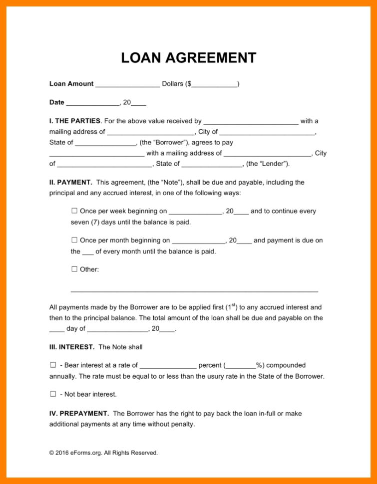 Friendly Loan Agreement Sample Malaysia Friendly Loan Agreement ...