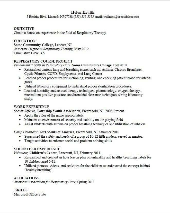 Certified Hand Therapist Resume Sample Resume Residential .