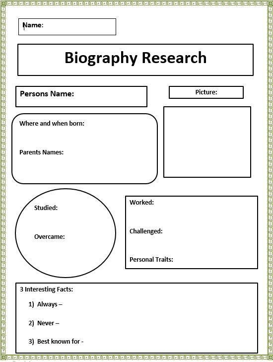 Best 25+ Biographies ideas on Pinterest | School of education, 1st ...