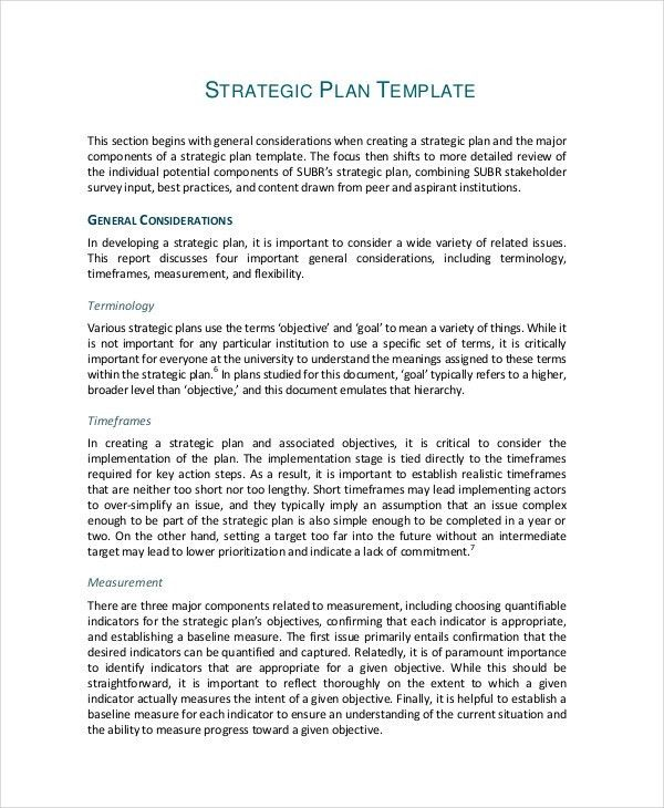 Sample Sales Plan. Sample Sales Business Plan Template And Example ...