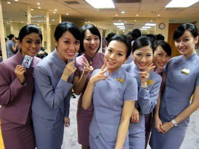 To Make It As A Flight Attendant In China, You Have To Be ...