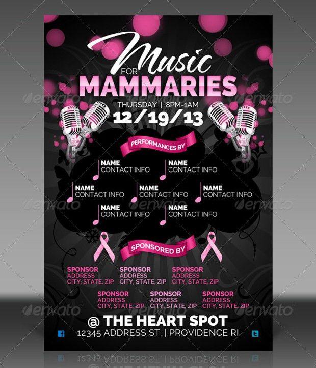 16+ Breast Cancer Awareness Flyer Templates - Printable PSD, AI ...
