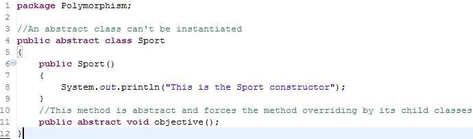 Java Polymorphism (example) | i4MK