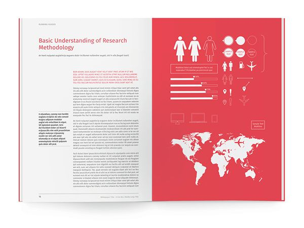 4 Visual Tactics For White Paper Design | White paper, Data ...