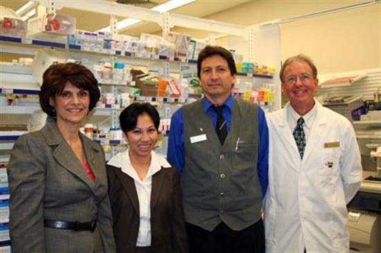Congresswoman Lucille Roybal-Allard visited the Walgreens pharmacy ...