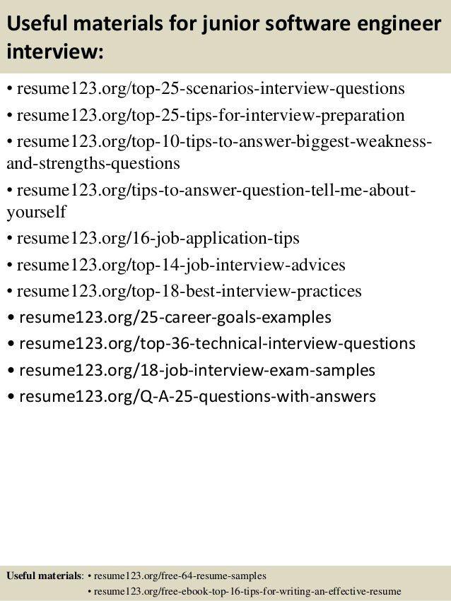 software engineering resume best software engineer resume example