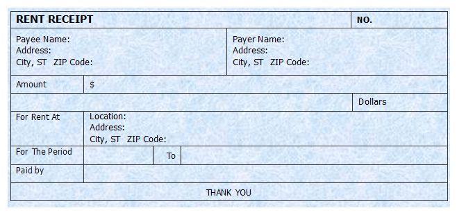 Doc.#736952: House Rent Receipt Doc – Doc736952 House Rent Receipt ...
