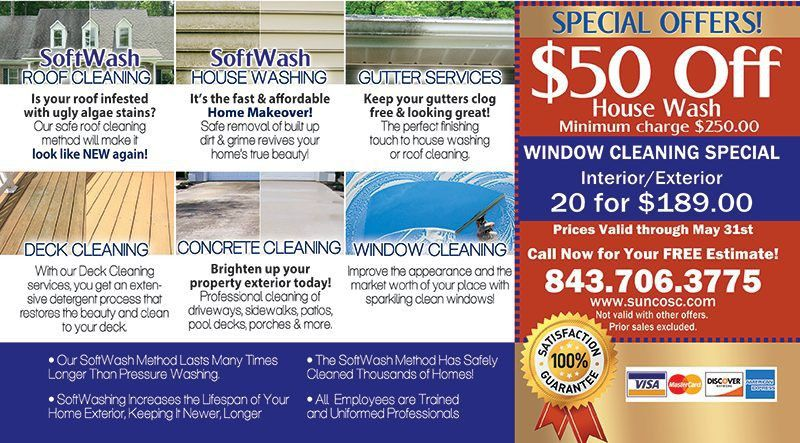 Early Spring Cleaning Discount - Sunco