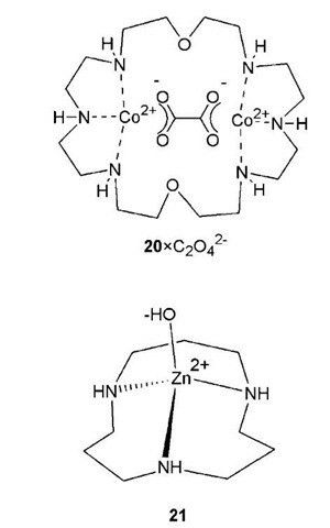 Biomimetic Macrocyclic Receptors for Carboxylate Anion Recognition ...
