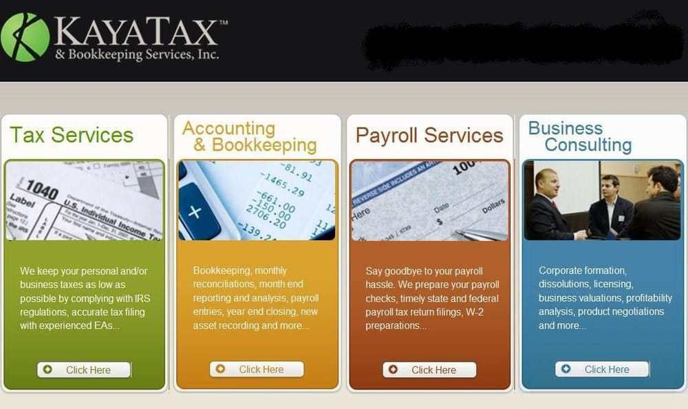 KAYA Tax and Bookkeeping Services - Get Quote - Tax Services ...