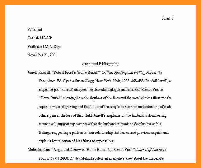 8+ bibliography example mla style | scholarship letter