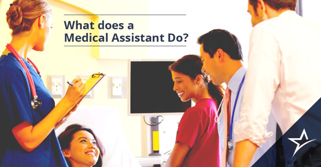 What Does a Certified Medical Assistant Do?