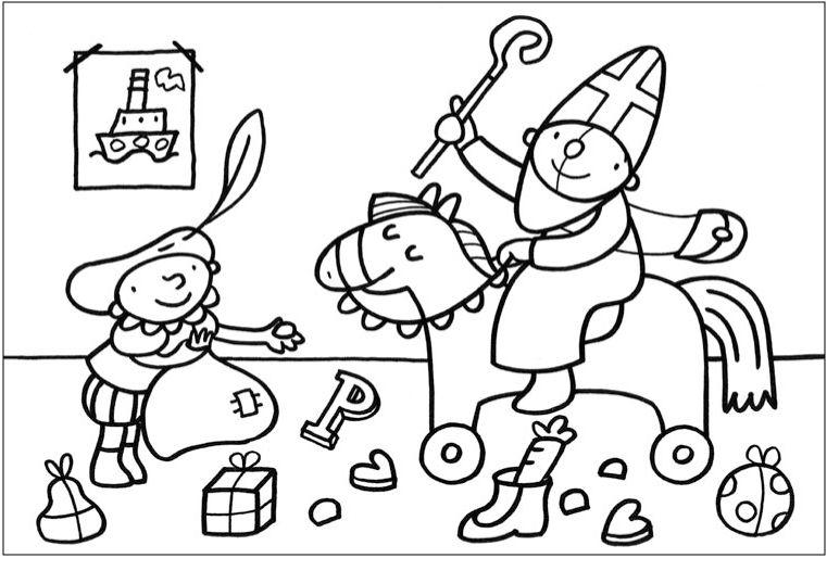 Kleurplaat Uk En Puk Idee 235 N Over Kleurpagina S Voor Kinderen