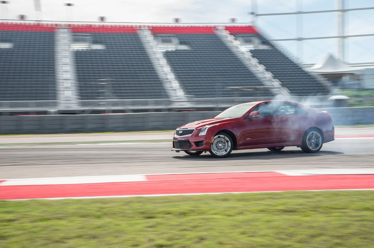 Strengths and Weaknesses: 2016 Cadillac ATS-V vs. BMW M3/M4