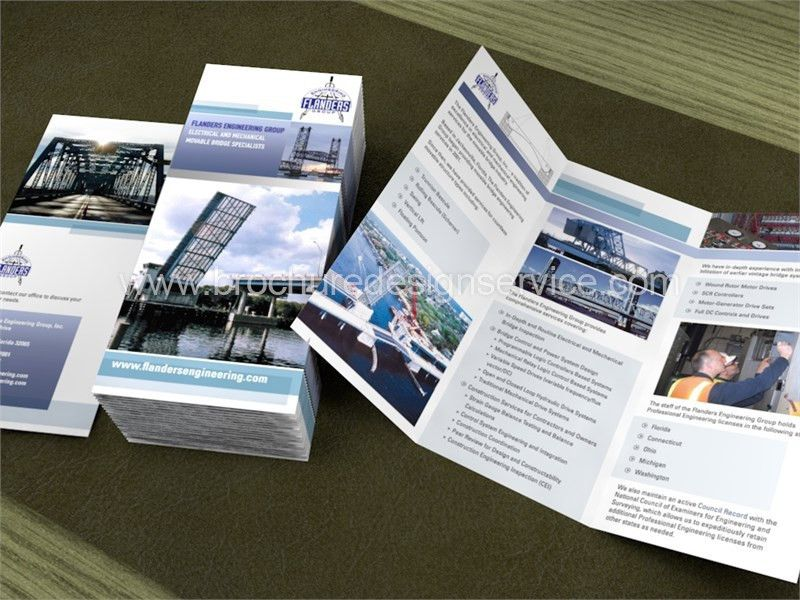 Engineer Brochure - Design of an Engineer Brochure